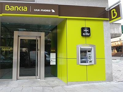 Atracan una sucursal de bankia en madrid vistoenlaweb org for Oficinas de bankia en madrid