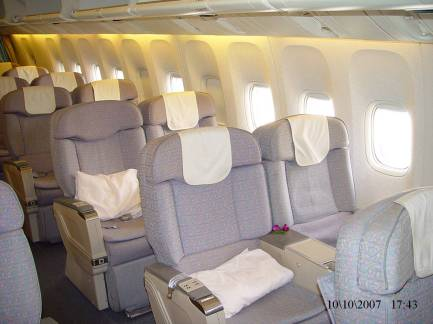 Sanguijuelas  Emirates_777_business_class