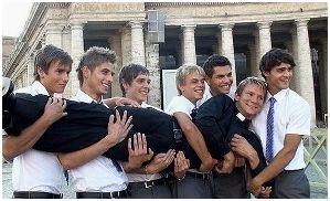 Escándalo en el Vaticano, se estrenará en septiembre