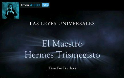 LAS LEYES UNIVERSALES - HERMES TRISMEGISTO