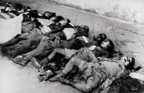 Genocidio cometido en España entre 1936 y 1977