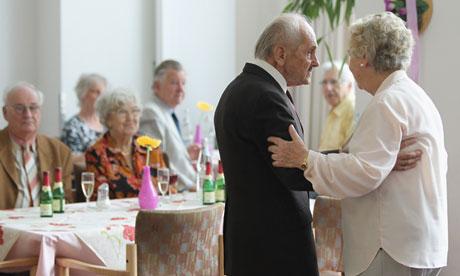 German pensioners