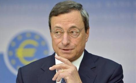 Draghi en Congreso