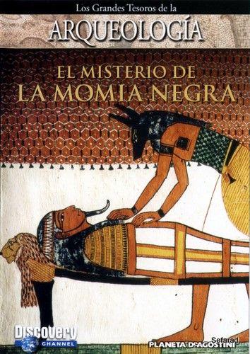la momia negra