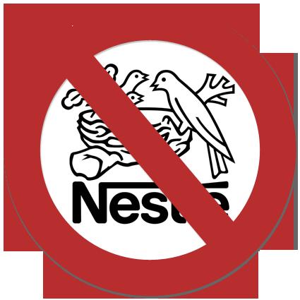 No Nestlé 425
