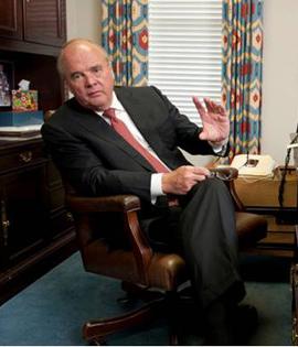 El abogado norteamericano Don Barrett