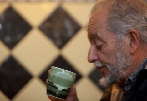 CîRDOBA Entrevista a Julio Anguita. FOTO: ENRIQUE GOMEZ