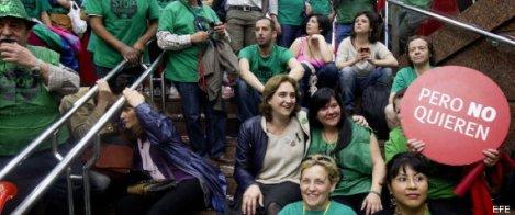 PLATAFORMA DE AFECTADOS POR LA HIPOTECA GANA EL PREMIO AL CIUDADANO EUROPEO