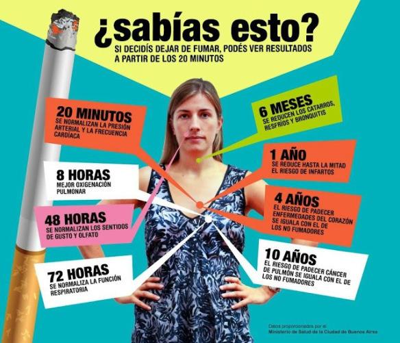 Dejar beber y fumar más
