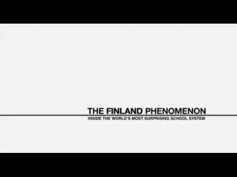 El fenómeno finlandés El sistema escolar más asombroso del mundo