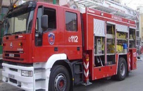 Los-bomberos-madrileños-se-plantan