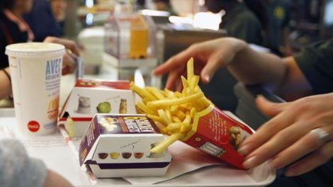Ingredientes impactantes en las patatas fritas de McDonald's
