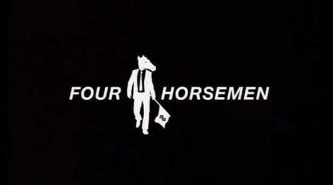 Los cuatro jinetes del nuevo apocalipsis