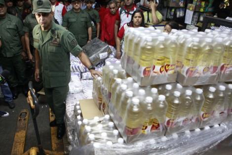 Sabotaje-económico-Venezuela-incauta-1.000-toneladas-de-alimentos-acaparados-por-empresas-1024x683