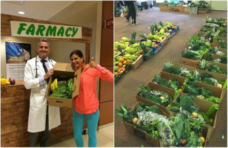 Médico norteamericano receta alimentos orgánicos en lugar de medicamentos