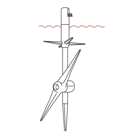 La tecnología eólica funciona igual de bien con las corrientes marinas que con el viento _1